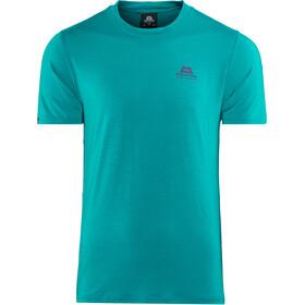 Mountain Equipment Groundup T-shirt manches courtes Homme, tasman blue